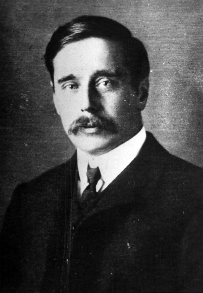 H.G. Wells (Foto: Reprodução)