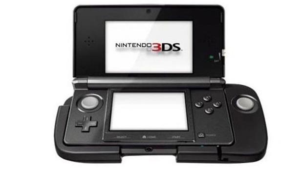 Nintendo 3DS XL terá seu próprio Circle Pad Pro até o final de 2012 (Foto: Andriasang)