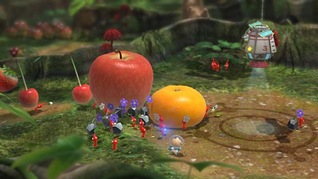 Pikmin 3 (Foto: Divulgação) (Foto: Pikmin 3 (Foto: Divulgação))