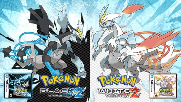 Pokémon Black 2 e Pokémon White 2 (Foto: Divulgação) (Foto: Pokémon Black 2 e Pokémon White 2 (Foto: Divulgação))