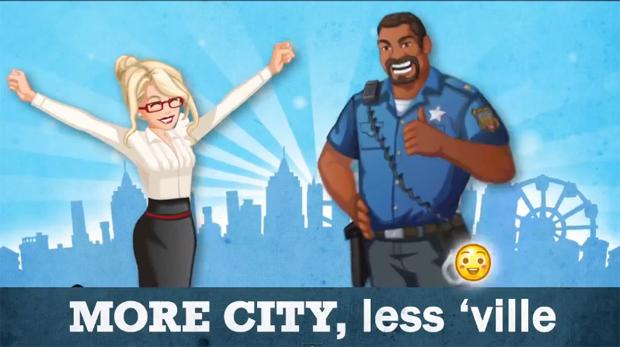 EA provoca CityVille em novo trailer (Foto: Reprodução)