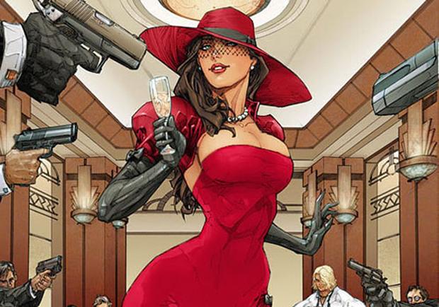 Carmen Sandiego vai para os cinemas (Foto: Reprodução)