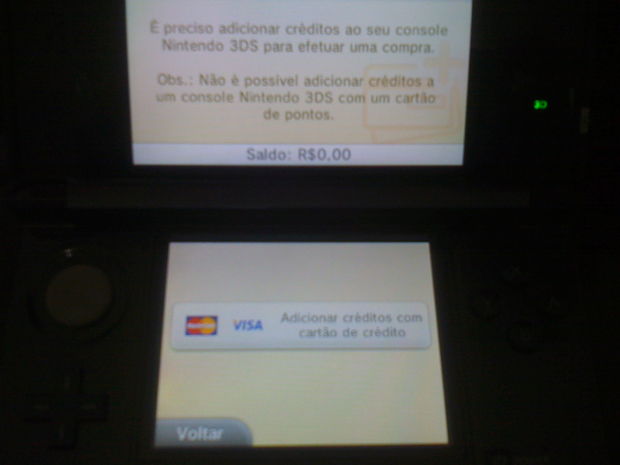 Tome cuidado com as informações de cartão de crédito (Foto: Reprodução/Felipe Vinha)