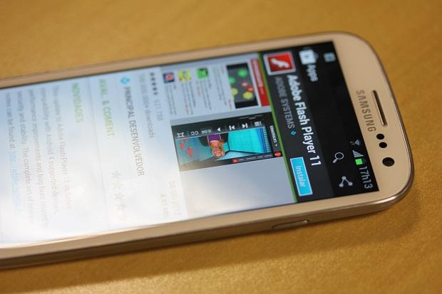 Flash não estará mais disponível para download no Android (Foto: TechTudo/Marlon Câmara)