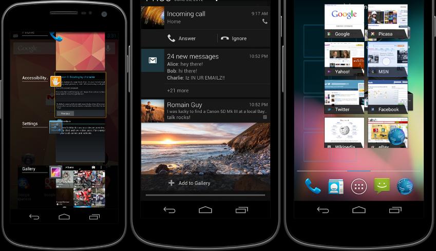 Android 4.1 Jelly Bean (Foto: Divulgação)