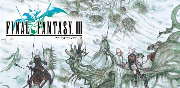 Final Fantasy III chega ao Android (Foto: Divulgação)