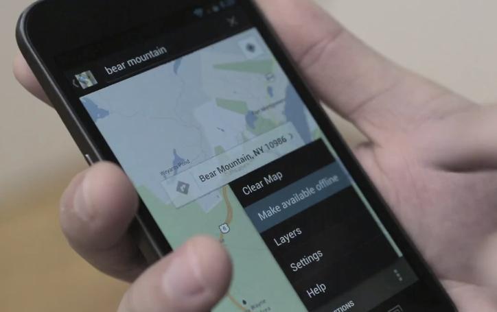 Versão offline do Google Maps começa a funcionar em alguns países (Foto: Reprodução/YouTube)