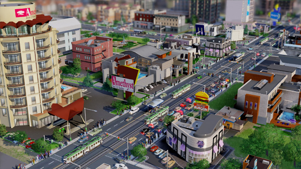 SimCity (Foto: The Dark Side Of Gaming)