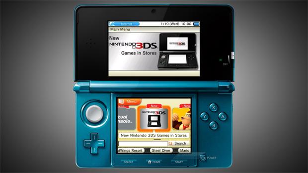 Muitos jogos estão disponíveis no eShop do 3DS (Foto: Divulgação)