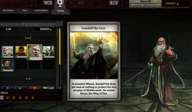 Guardians of Middle-Earth é inspirado em DOTA (Foto: Divulgação) (Foto: Guardians of Middle-Earth é inspirado em DOTA (Foto: Divulgação))