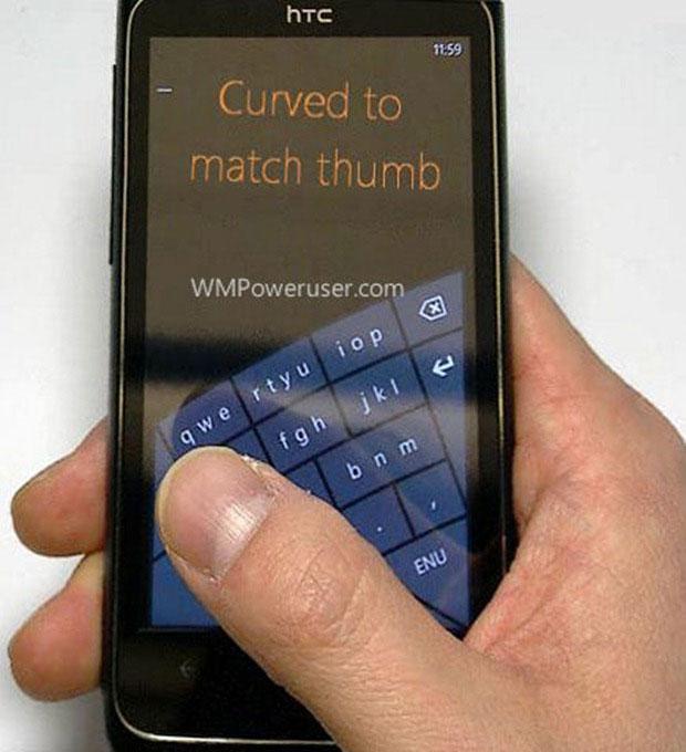 Windows Phone 8 poderá ser lançado com redesenho radical no teclado touch (Foto: Reprodução)