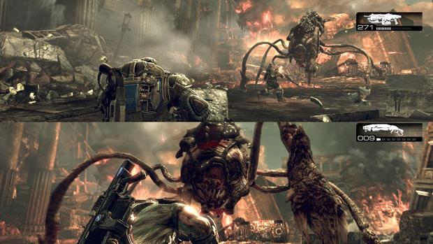Gears of War 3 (Foto: Divulgação) (Foto: Gears of War 3 (Foto: Divulgação))