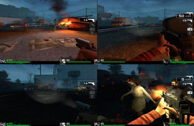 Left 4 Dead 2 (Foto: Co-Optimus) (Foto: Left 4 Dead 2 (Foto: Co-Optimus))