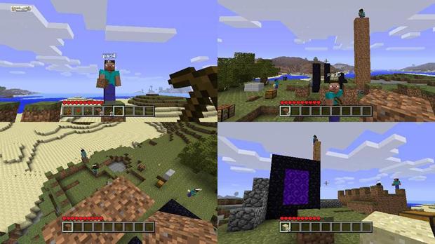 Minecraft: Xbox 360 Edition (Foto: Divulgação) (Foto: Minecraft: Xbox 360 Edition (Foto: Divulgação))