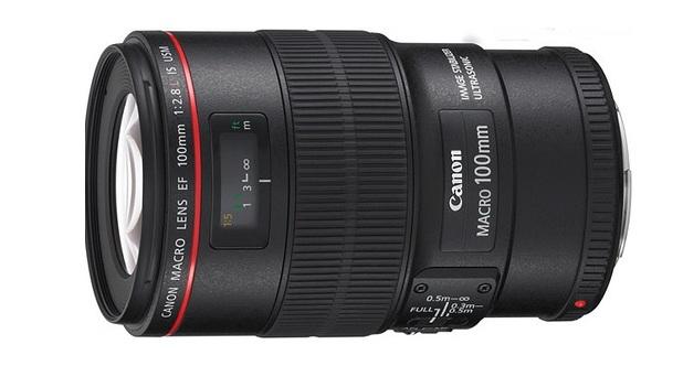 Canon 100mm (Foto: Reprodução)