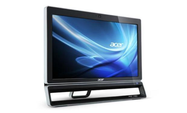 Acer lançou versão olímpica do famoso all-in-one Z5 (Foto: Divulgação)