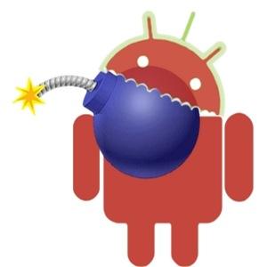 Android está sendo atacado por pessoas mal intencionadas (Foto: Reprodução)
