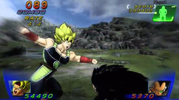 Dragon Ball Z for Kinect (Foto: Divulgação)