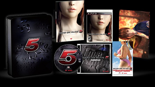 Dead or Alive 5 Collector's Edition (Foto: Rant Gaming)