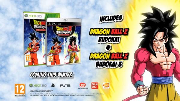Dragon Ball Z: Budokai HD Collection (Foto: Divulgação)