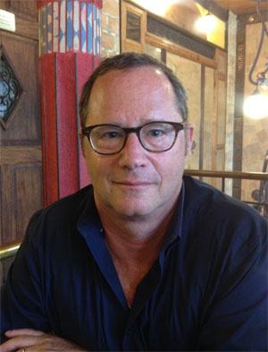 Jonathan Friedland, CCO da Netflix (Foto: Nick Ellis)