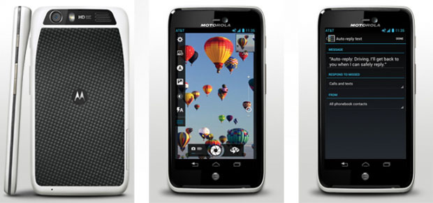 Motorola não revelou preço e disponibilidade do novo Atrix HD (Foto: Reprodução)