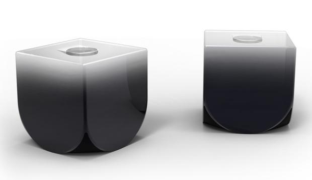 Design do Ouya, novo console que promete ter apenas jogos gratuitos (Foto: Divulgação)