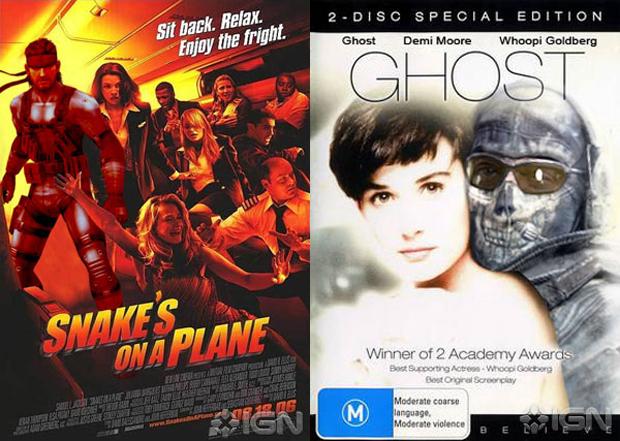 Até o clássico Ghost vira alvo de montagem (Foto: Reprodução)