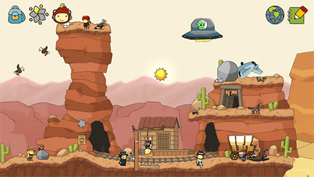 Scribblenauts Unlimited (Foto: Gaming Everything)