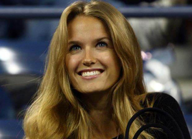 A bela namorada de Andy Murray virou celebridade na web (Foto: Reprodução)
