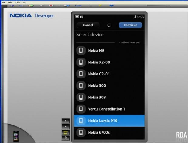 Lumia 910 deve liderar a nova linha de smartphones da Nokia (Foto: Reprodução)