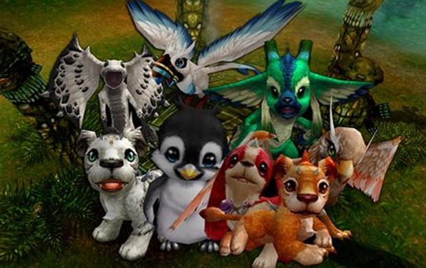 Pets de Cabal Online (Foto: Divulgação)