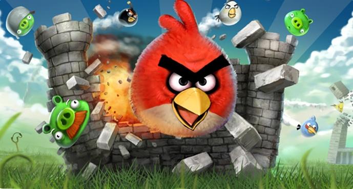 Angry Birds (Foto: Divulgação) (Foto: Angry Birds (Foto: Divulgação))