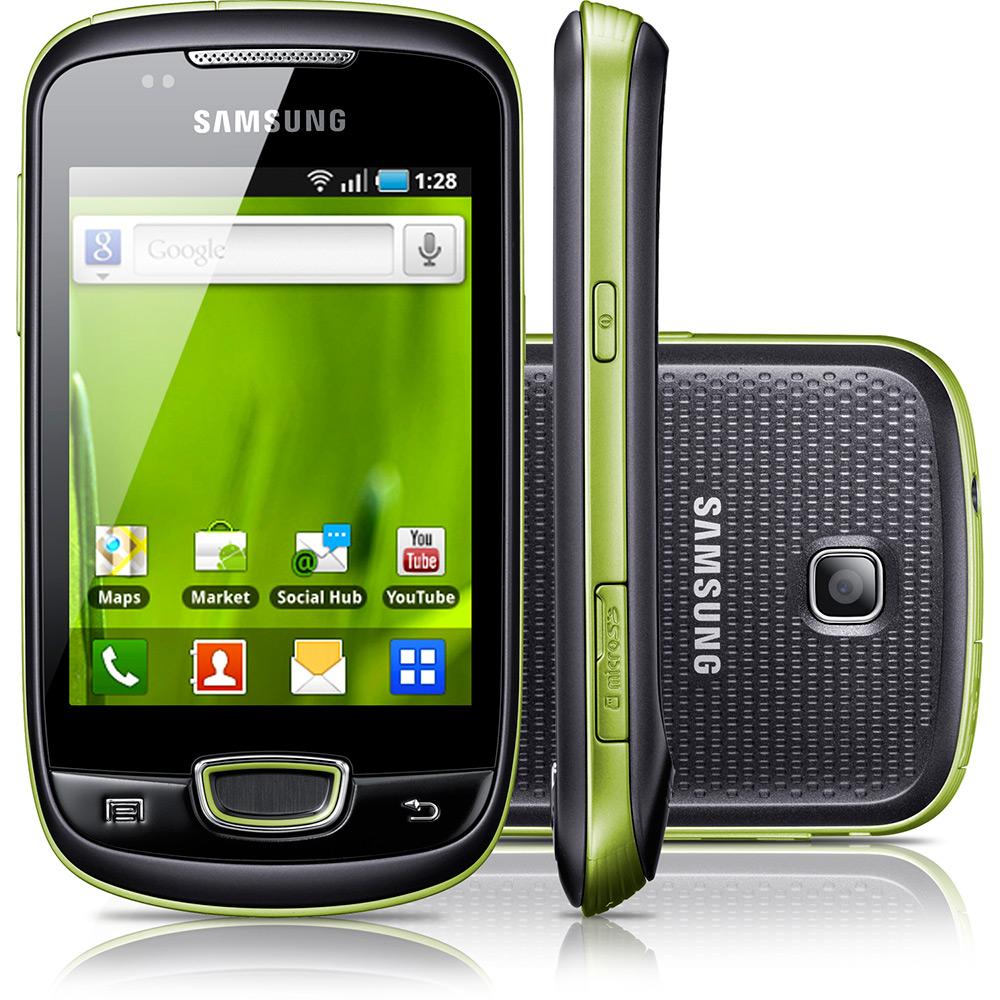 Samsung Galaxy Mini (Foto: Divulgação)