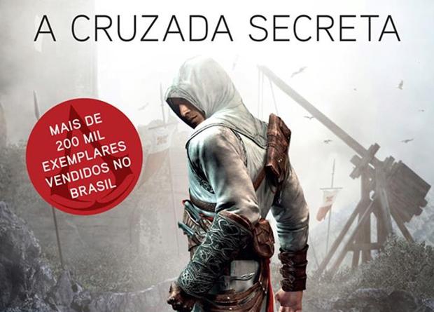 A Cruzada Secreta é o novo livro da série (Foto: Divulgação)