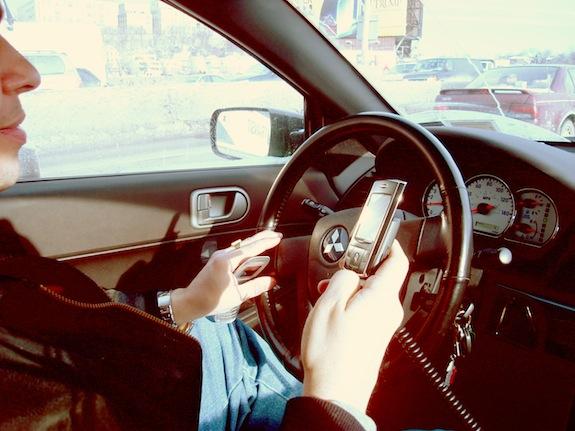 Tecnologia impede que celulares sejam utilizados pelos motoristas (Foto: Reprodução)