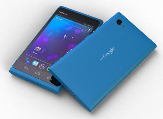 Já imaginou um Nokia Lumia com Android? (Foto: Reprodução/NITDroid)