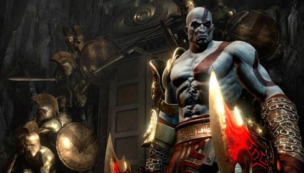 Quem viverá Kratos no filme de God of War? (Foto: Divulgação/God of War III)