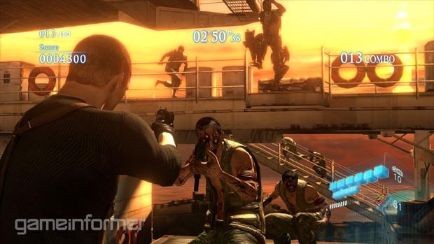 Resident Evil 6 (Foto: Game Informer)