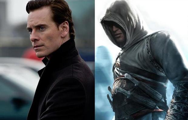 Michael Fassbender está no filme de Assassin's Creed (Foto: Reprodução)