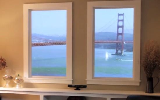 Winscape é uma janela diferente de todas que você já viu (Foto: Reprodução)