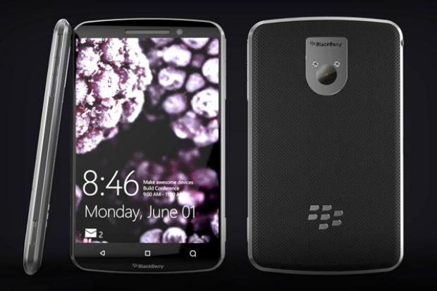 BlackBerry com Windows Phone: será que um dia pode ser real? (Foto: Reprodução)