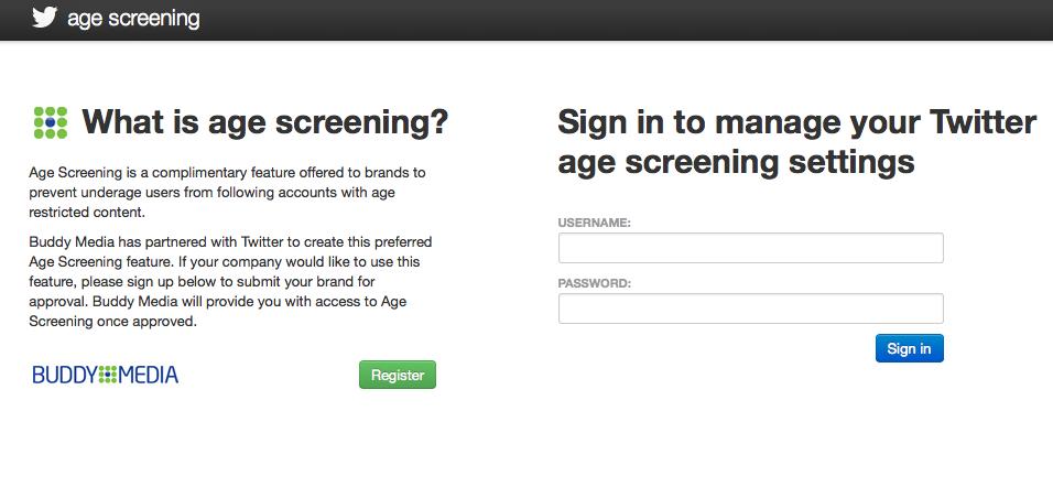 Confirmação de idade no Twitter vai aumentar segurança (Foto: Reprodução/Twitter)
