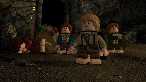 LEGO The Lord of the Rings (Foto: Divulgação) (Foto: LEGO The Lord of the Rings (Foto: Divulgação))