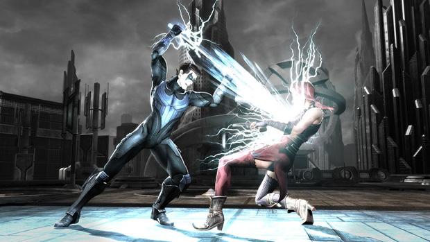 Injustice: Gods Among Us (Foto: Divulgação) (Foto: Injustice: Gods Among Us (Foto: Divulgação))