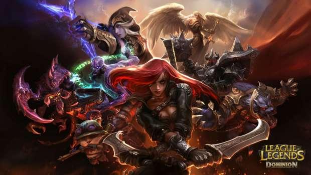 League of Legends (Foto: Divulgação)