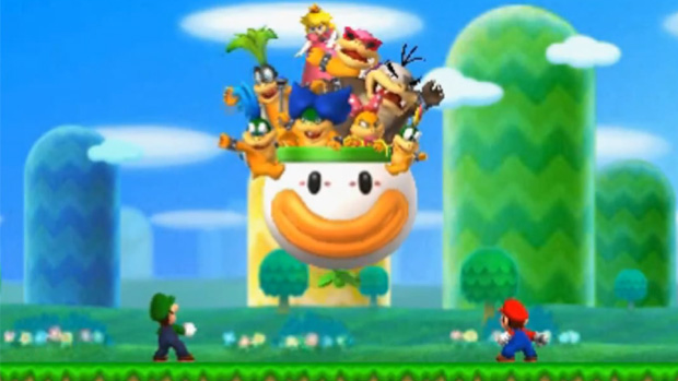 New Super Mario Bros. 2 (Foto: Divulgação)