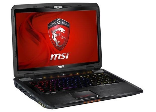 MSI atualiza o hardware dos seus tradicionais modelos gamers (Foto: Divulgação)