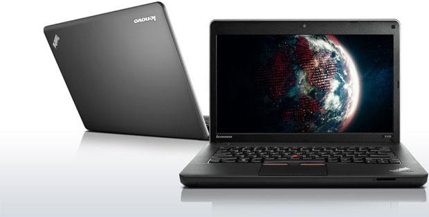 ThinPads Edge são voltados para o mercado de entrada, mas oferecem bom desempenho graças às APUs da AMD (Foto: Divulgação)