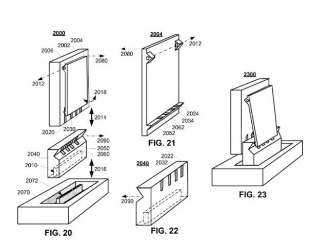 Patente chamou a atenção de especialistas em acessórios da Apple (Foto: Reprodução)